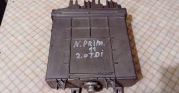 0281001629 Блок управления двигателем primera P11E 0281001629