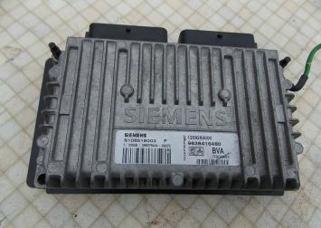 Блок управления АКПП Peugeot 406 1.8L 99-04 г S108518003