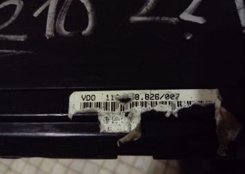 Панель приборов Mercedes Benz W210 2.2 TDI