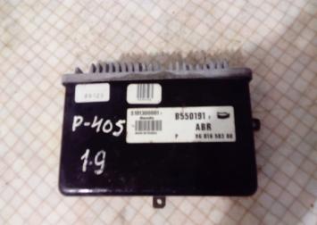 Блок управления ABS Peugeot 405 1.9 1992-1997 S101300001f