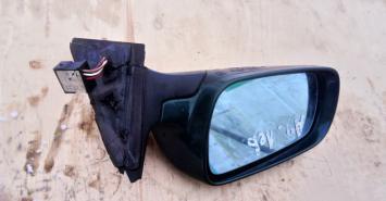 Зеркало левое электрическое для Audi A4 (B5)
