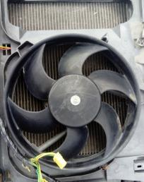 Вентилятор радиатора для Peugeot 405 1992 1997