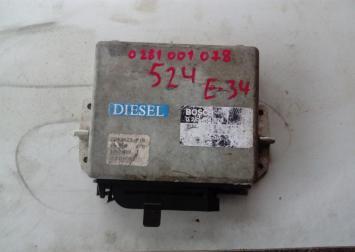 Блок управления двигателем BMW E34 2.4 Dizel 0281001078