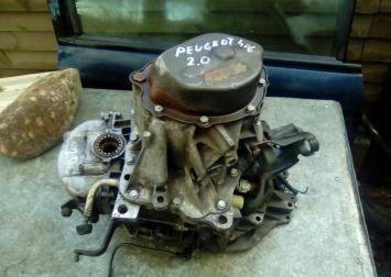 МКПП для Peugeot 406 1995-1999 г. 2.0