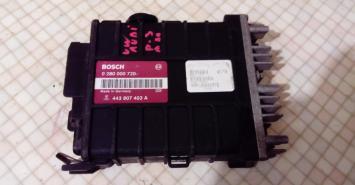 Блок управления двигателем RP 1.8 VW Passat (B3) 0280000720