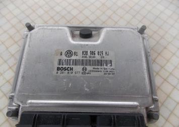 Блок управления двигателем VW Golf IV/Bora 1.9 TD