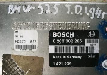 Блок управления двигателем BMW E34, 525