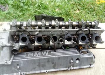 Головка блока цилиндров BMW E34 2.5 Dizel