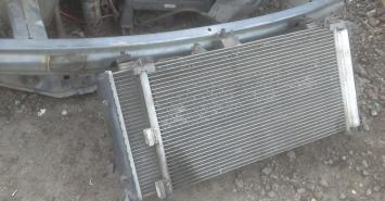 Радиатор Фиат Добло 1,3дизель
