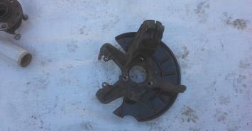 Кулак поворотный Skoda A5