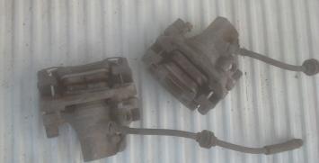 Суппорт тормозной задний Mazda 3 bk 2007