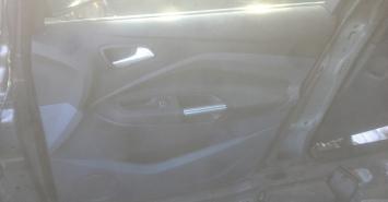 Обшивки дверей Ford Grand C Max 2012
