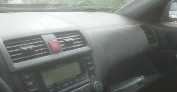 Торпедо подушка безопасности Honda Accord 7