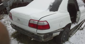 Крыло заднее правое Opel Omega B 2001