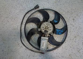 Вмw E60 вентилятор охлаждения