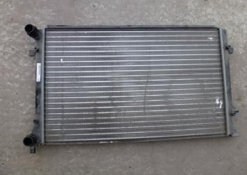 Фольцваген радиатор охлаждения