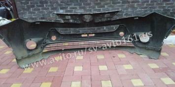 Бампер передний Тойота Рав 4 Toyofa Rav 4
