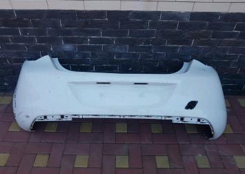 Бампер задний Opel Astra J хэчбек Опель Астра