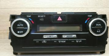 Блок управления климатом Toyota Camry 50 Тойота Ка