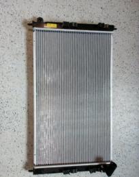 Митсубиси ASX радиатор охлаждения двигателя