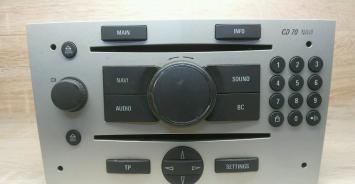 Магнитола навигация Опель Астра H Opel Astra h
