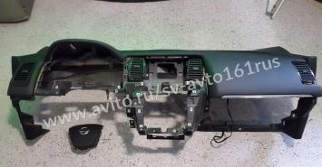 Nissan Murano Ниссан Мурано Z51 SRS безопастность