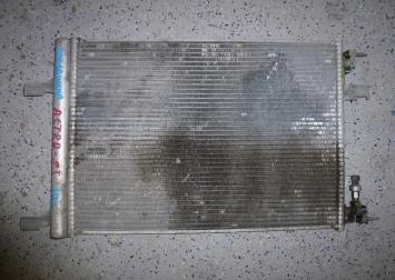 Опель астра J радиатор кондиционера 1.4 L механика