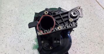 Коллектор впускной Мазда 3 BK с 03-08г 1.6л