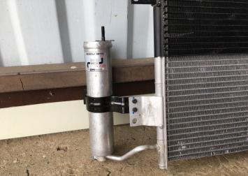 Радиатор кондиционера Chevrolet Lacetti 96438360
