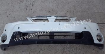 Субару импреза 3 передний бампер G12