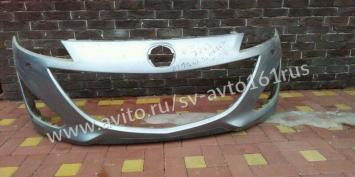 Бампер передний Мазда 5 Mazda 5