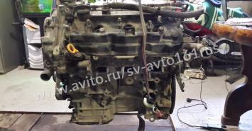 Nissan Murano Ниссан Мурано Z51 двс мотор