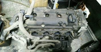 Двигатель Ниссан Примьера п12 P12 QR20