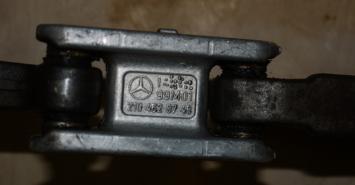 Кардан рулевой Опора Колонка Mercedes W211