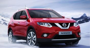 Запчасти Nissan X-Trail
