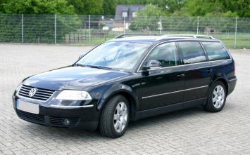 Запчасти VW Passat