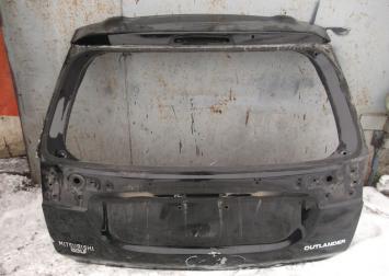Дверь багажника крышка Outlander GF с 2012 года 5801B336