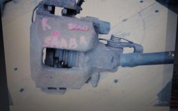 Рейка рулевая Гур saab 9000 SA4543773