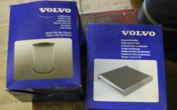 Патрубок воздушный фильтр Volvo Ford 08692401