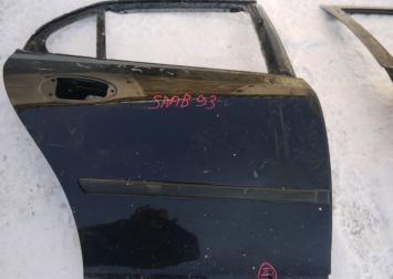 Дверь задняя Saab 9-3