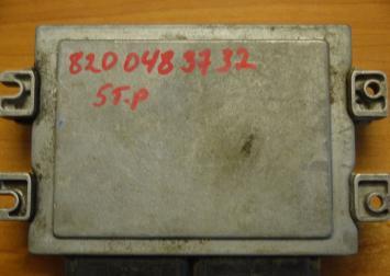 Блок управления двигателя 8200483732 логан рено 8200483732