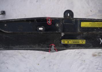 Панель передняя вольво XC90