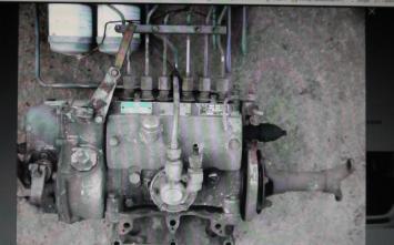 Топливный насос Nissan Rolls-Royce