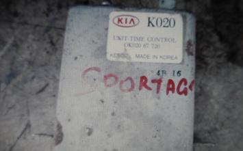 Блок управления Kia Sportage 1 0261207309