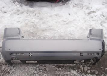 Бампер задний мазда сх-7 Mazda CX7 CX-7 до 2009г
