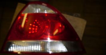 Фонарь задний Nissan almera 2655095F0B