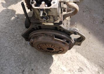 Двигатель Daewoo Nexia Chevrolet Lanos 96353019