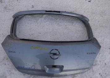 Дверь задняя Крышка багажника Opel Corsa D 93189341