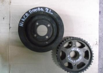 Шкив шестерня Toyota Hi ace Hiace