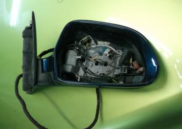 Зеркало правое шкода Октавия А5 Octavia A5 с 2009г